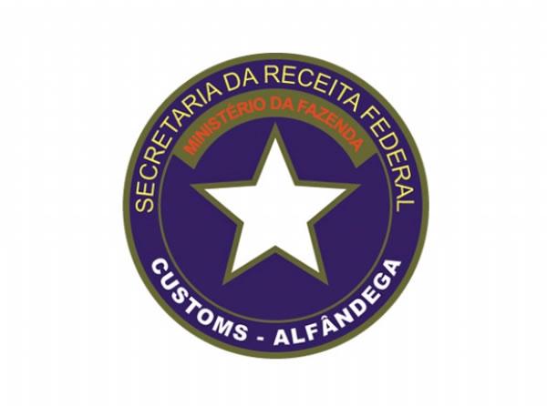 Aduana e Receita federal Brasileira