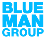 45% Desconto para Blue Man Group Orlando logo