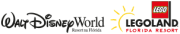 Disney & LEGOLAND logo