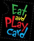 GRÁTIS Cartão Eat and Play logo