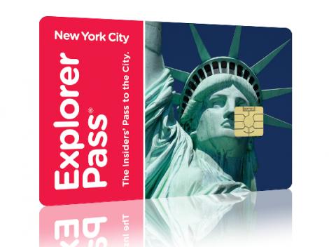 Cartão Explorer Pass  New York