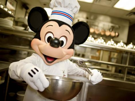 Chef Mickeys VIP Character Dinner