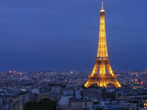 Eiffel Tower, Cruise & Paris Illuminations