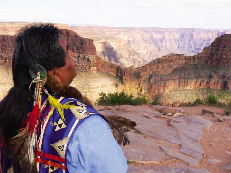 Grand Canyon West Rim by Coach