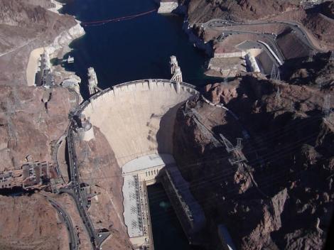 Original Hoover Dam Tour