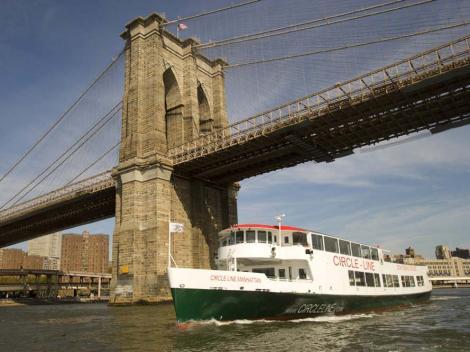 New York Semi Circle Cruise