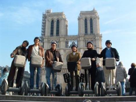 Paris Segway Tour