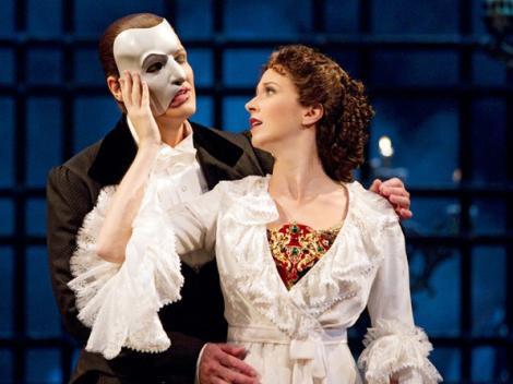 The Phantom of the Opera Broadway Theatre Tickets