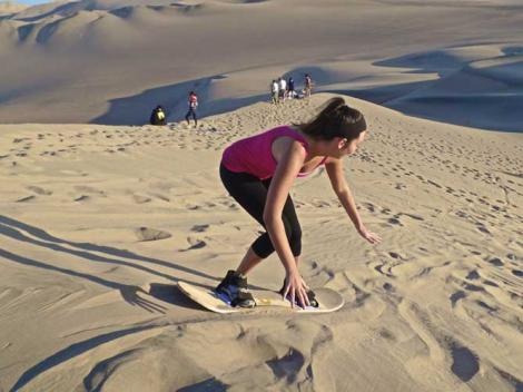 Private Desert Safari with Sand Surfing and Camel Riding