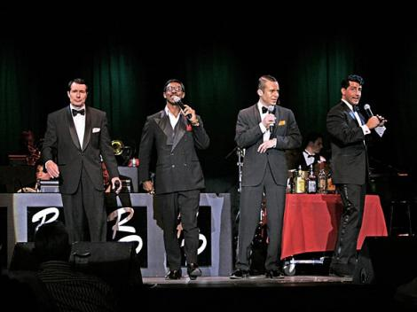 Rat Pack Is Back Tickets