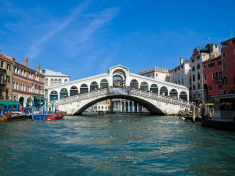 Romantic Venice in a Day by High Speed Train from Rome