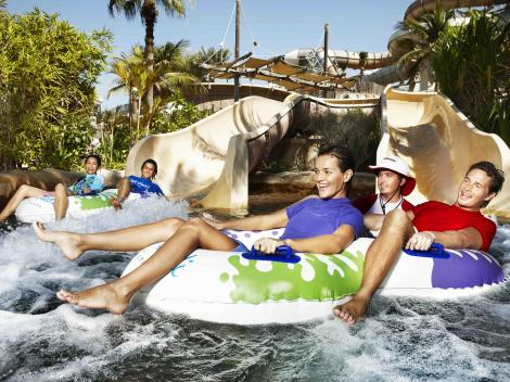 Wild Wadi Water Park with Transfers