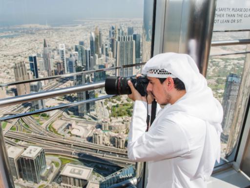 Burj Khalifa Observation Deck Tickets