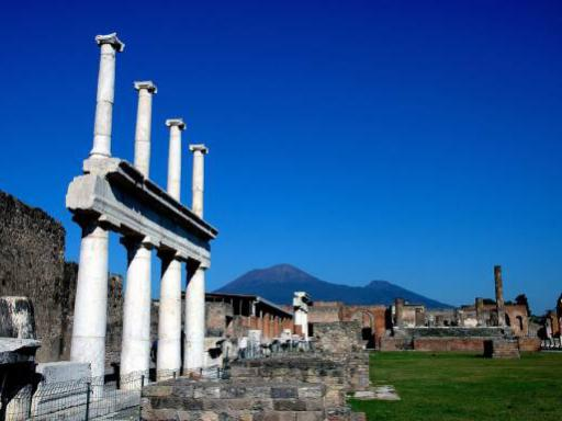 Day Trip to Naples and Pompeii