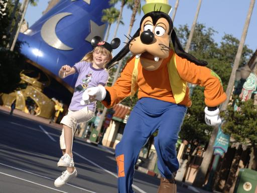 Disney's Hollywood Studios Enter a world of glitz and glamour...