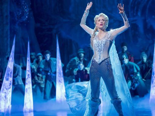 Frozen Broadway