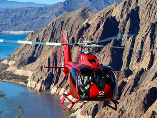 Golden Eagle Helicopter Tour of the Grand Canyon