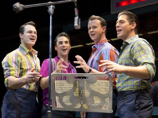 Jersey Boys Off Broadway Tickets