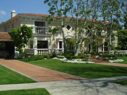 L.A. City, Movie Stars' Homes & Beach Tour