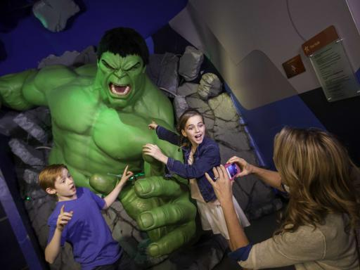 Las Vegas Explorer Pass - The Hulk