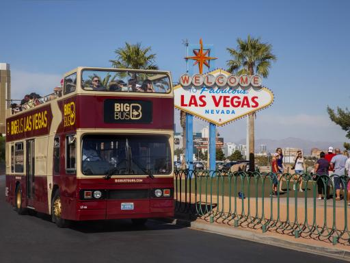 Las Vegas Explorer Pass - Hop-on Hop-off