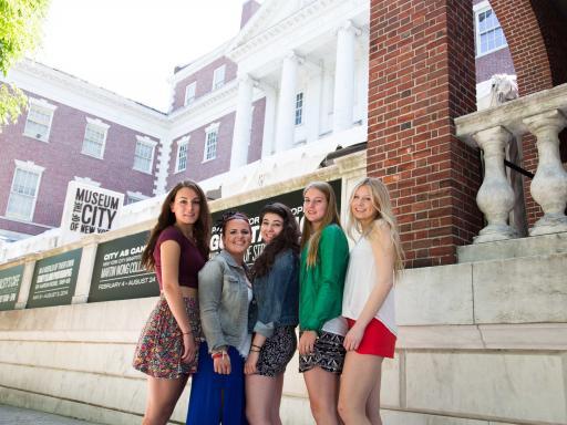 On Location Tours Gossip Girl Sites Tour