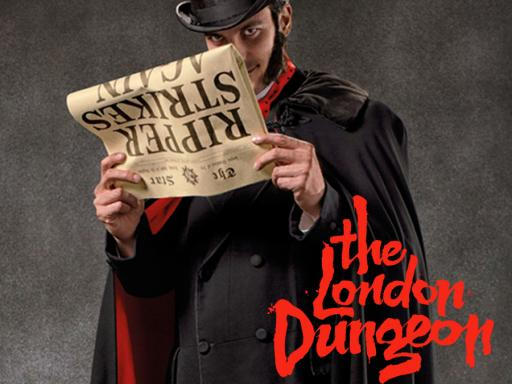 The London Cluster Ticket London Dungeons