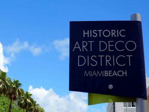 Miami Art Deco Segway Tour