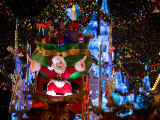 Mickey's Very Merry Christmas Party at Magic Kingdom Park