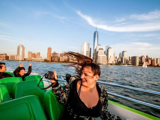 New York Speedboat Cruise - The Beast