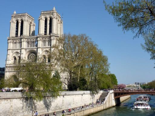 Paris Seinorama - City Tour, River Seine Cruise & the Eiffel Tower