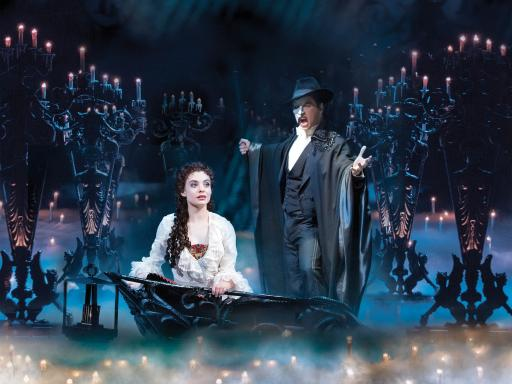 The Phantom of the Opera Broadway Theatre Tickets