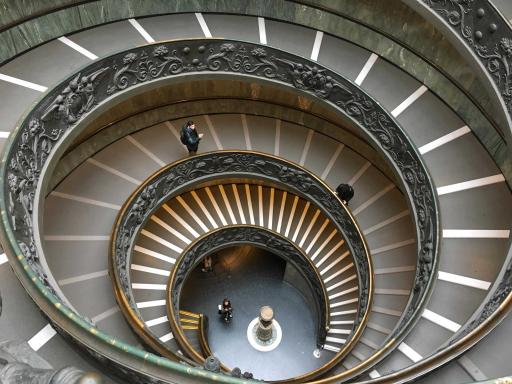 Rome Hop-on/Hop-off Bus Tour plus Skip-the-Line Vatican Museums Entry