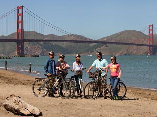 San Francisco Bike Tours & Rental