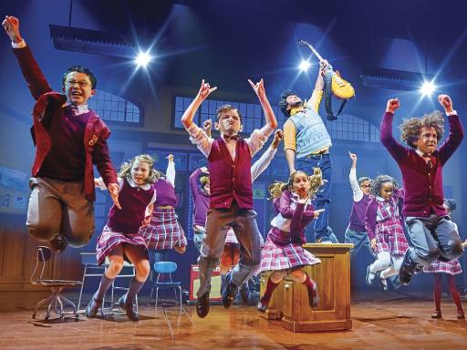 School of Rock Broadway Tickets