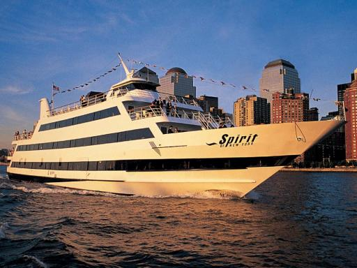 Spirit New York Dinner Cruise