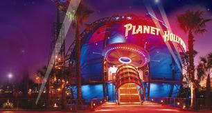 Cartão de Desconto Planet Hollywood Disneyland® Paris - 15% desconto em comida e