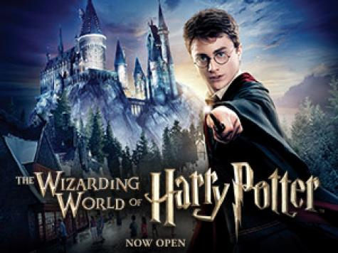 The Wizarding World of Harry Potter™ - Now Open!