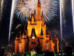 Comemoração dos 60 anos da DisneyLand Califórnia