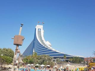 Parque Aquatico em Dubai