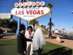 Guia de casamento em Las Vegas