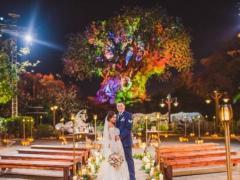 Já pensou em celebrar seu casamento no Animal Kingdom da Disney?