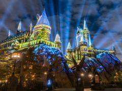Natal em Hogwarts