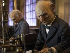 The Escape from Gringotts Universal Orlando