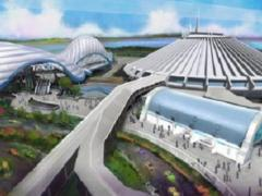Tron Roller Coaster abrira no parque Magic Kingdom