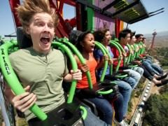 Saiba tudo sobre o Six Flags Magic Mountain