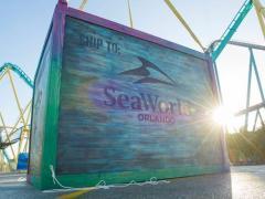SeaWorld Orlando revela os veículos de passeio da atração Mako