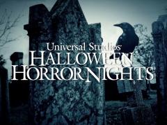Universal Orlando™ Halloween Horror Nights™ 2017
