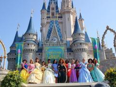Onde encontrar as Princesas no Walt Disney World