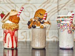 3 shakes deliciosos